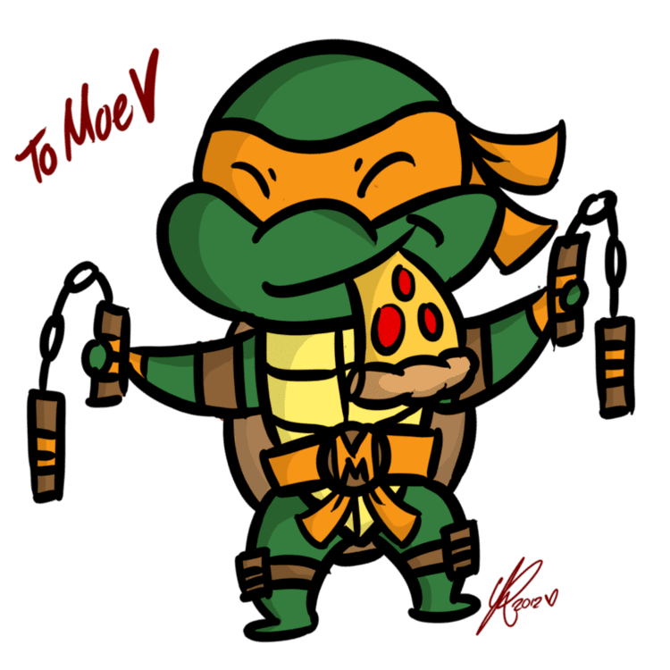 Shell clipart teenage mutant ninja turtles. Michelangelo alchetron the free