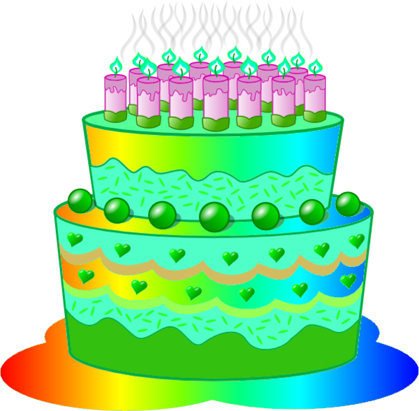 Clipart birthday november. Cake b free images