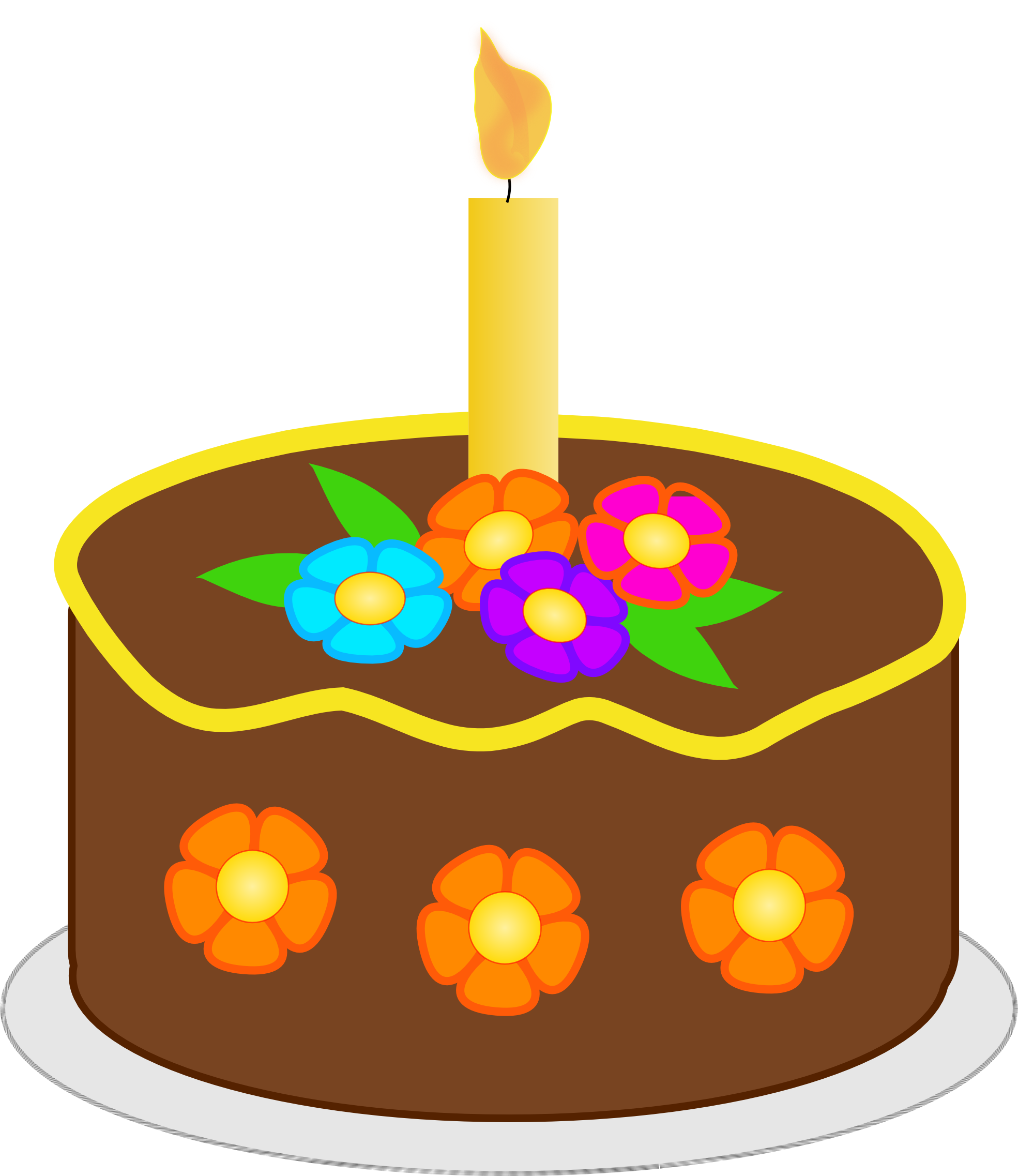 Clipart cake december.  collection of november