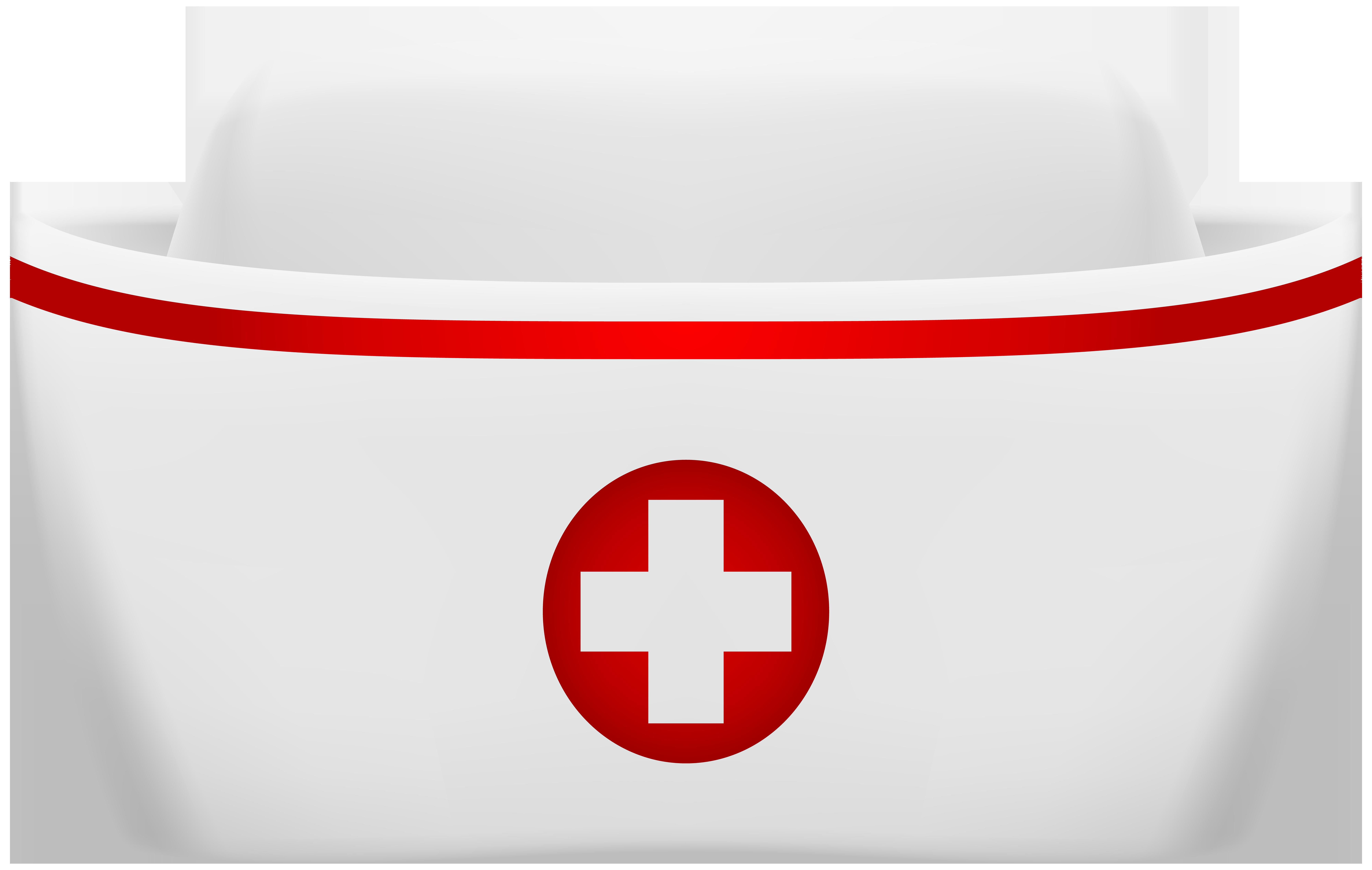 Hat png clip art. Nurse clipart cap