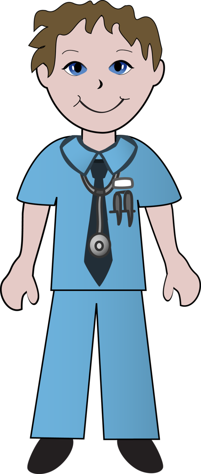M dico hospital doentes. Nursing clipart woman doctor