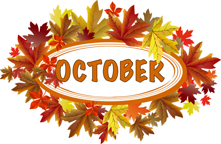collection of birthday. Happy clipart october