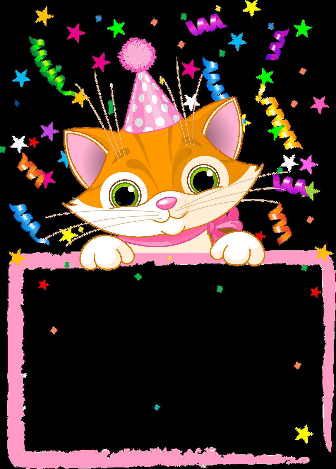 Png marcos gratis para. Kindergarten clipart birthday
