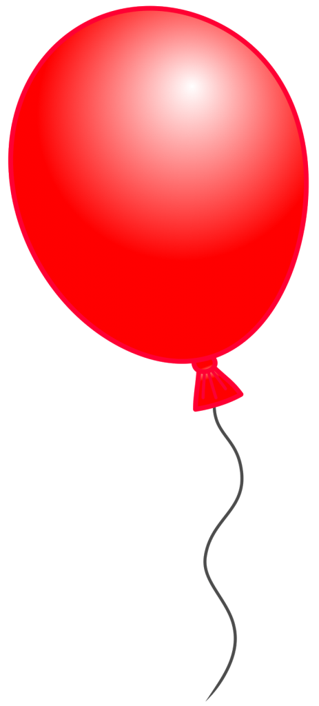 Free balloon download best. Clipart birthday outline