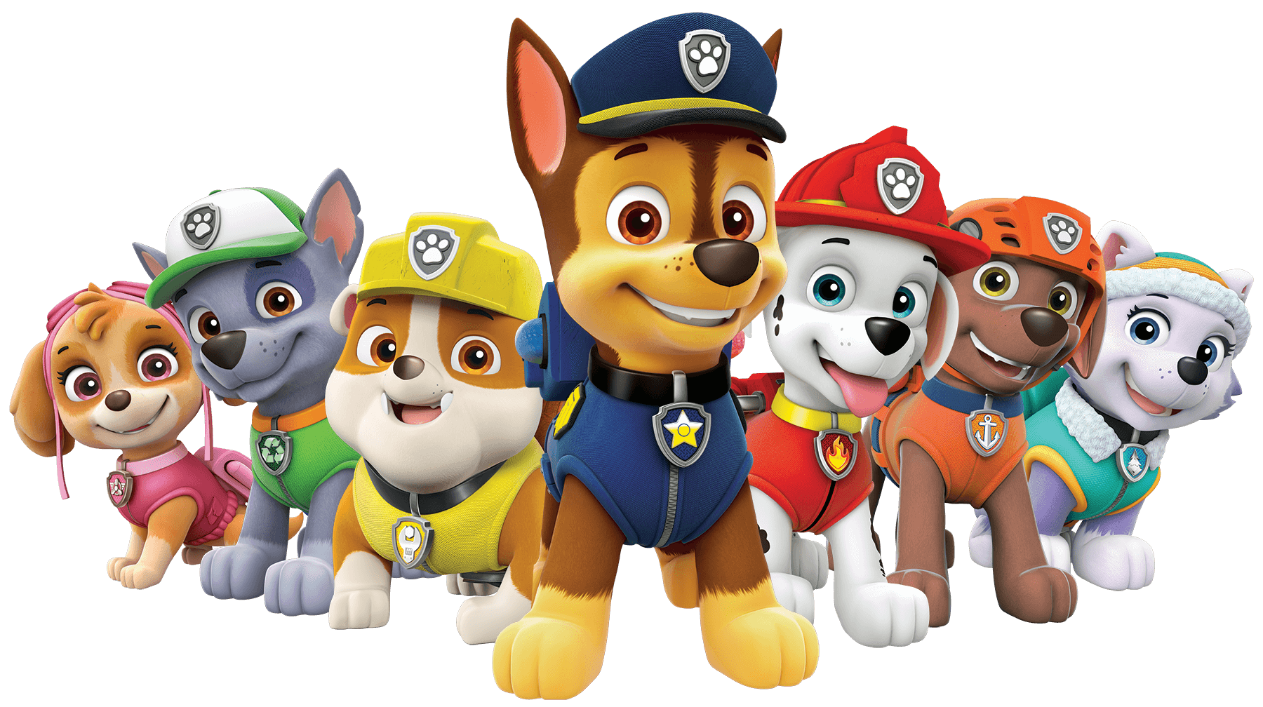 Paw patrol png images. Marshall silhouette at getdrawings