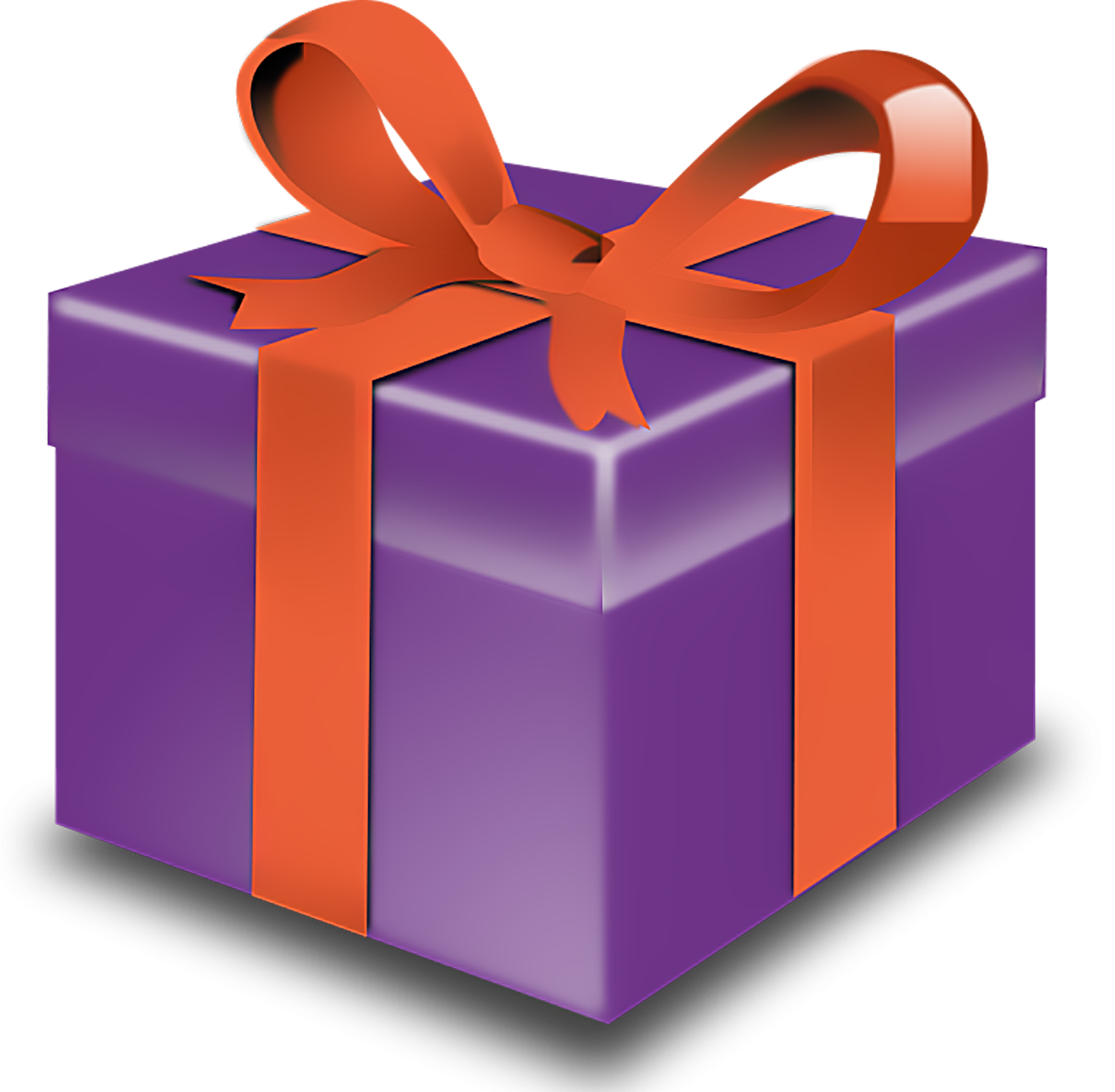 Clipart present merry christmas. Box at getdrawings com