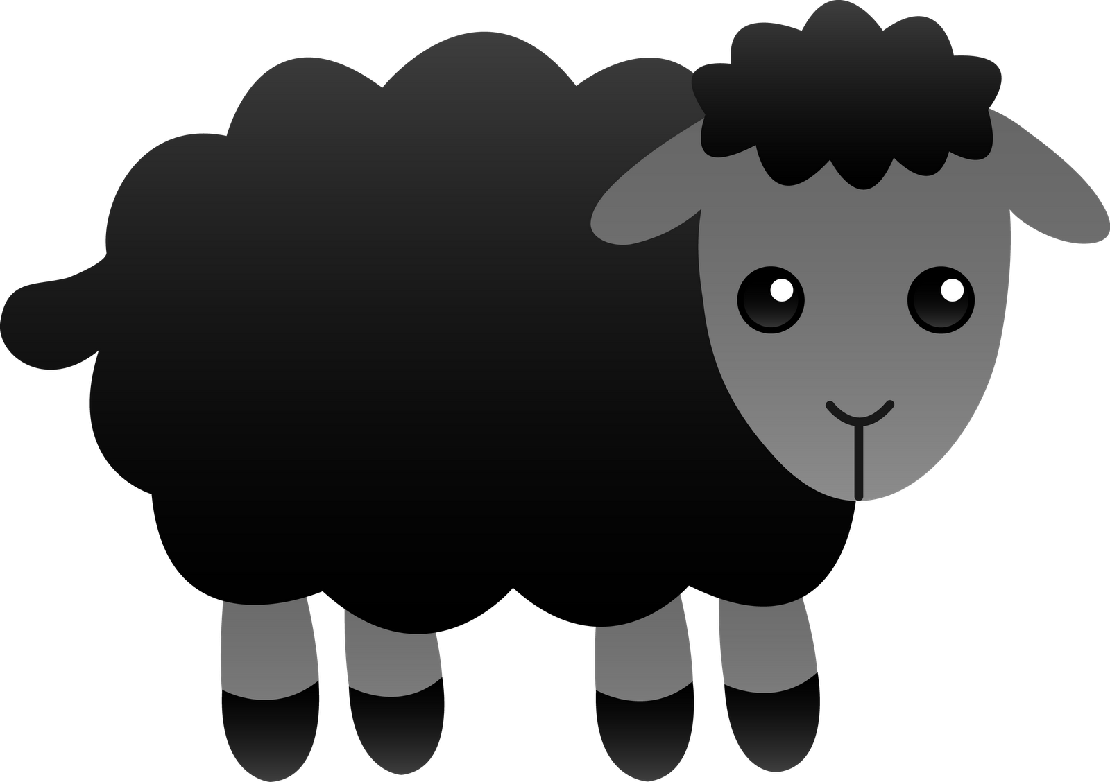 Home clipart sheep. This is definitely me