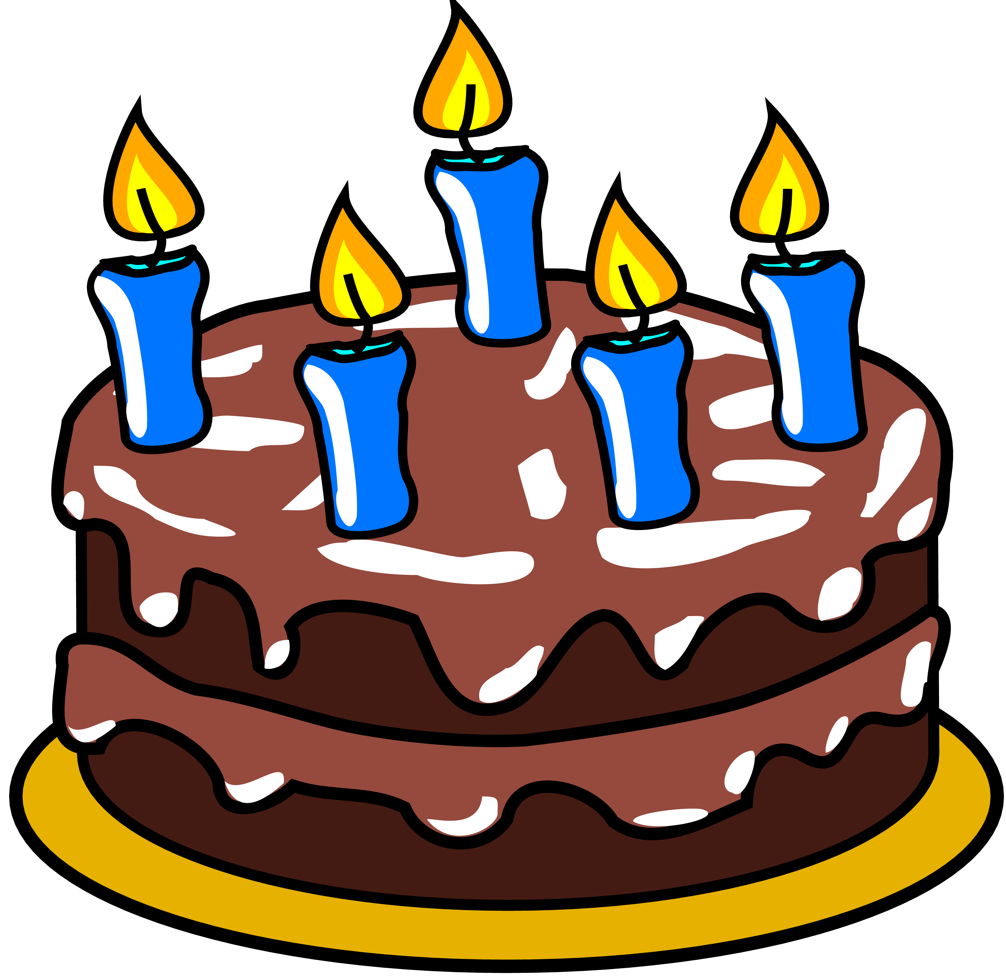 Free birthday clip art. Clipart cake stand