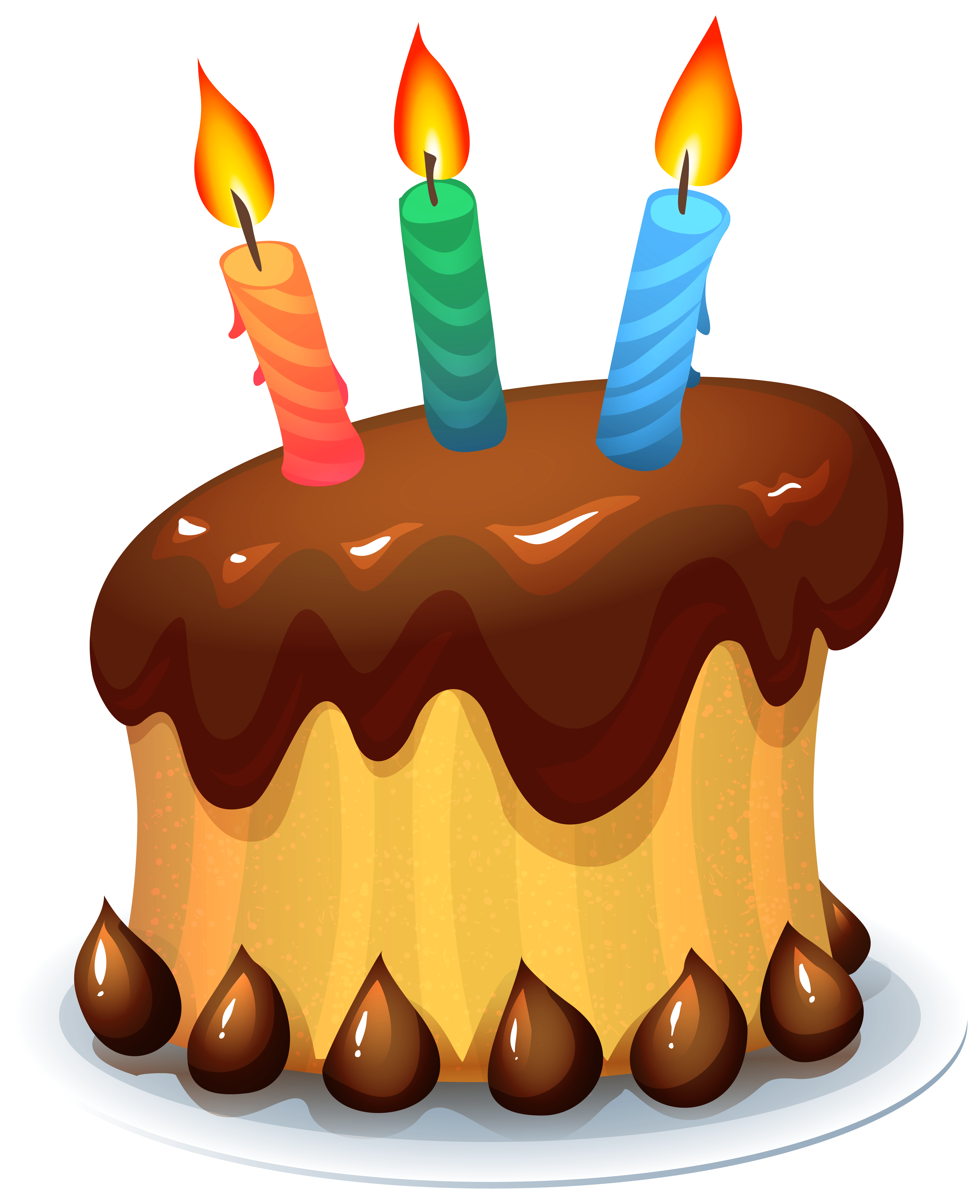 Birthday cake png picture. Clipart halloween baked goods