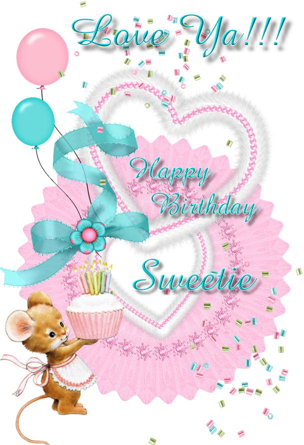 I celebrate your my. Clipart birthday sister