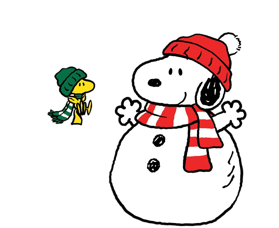 Winter clipart peanuts.  png pinterest snoopy