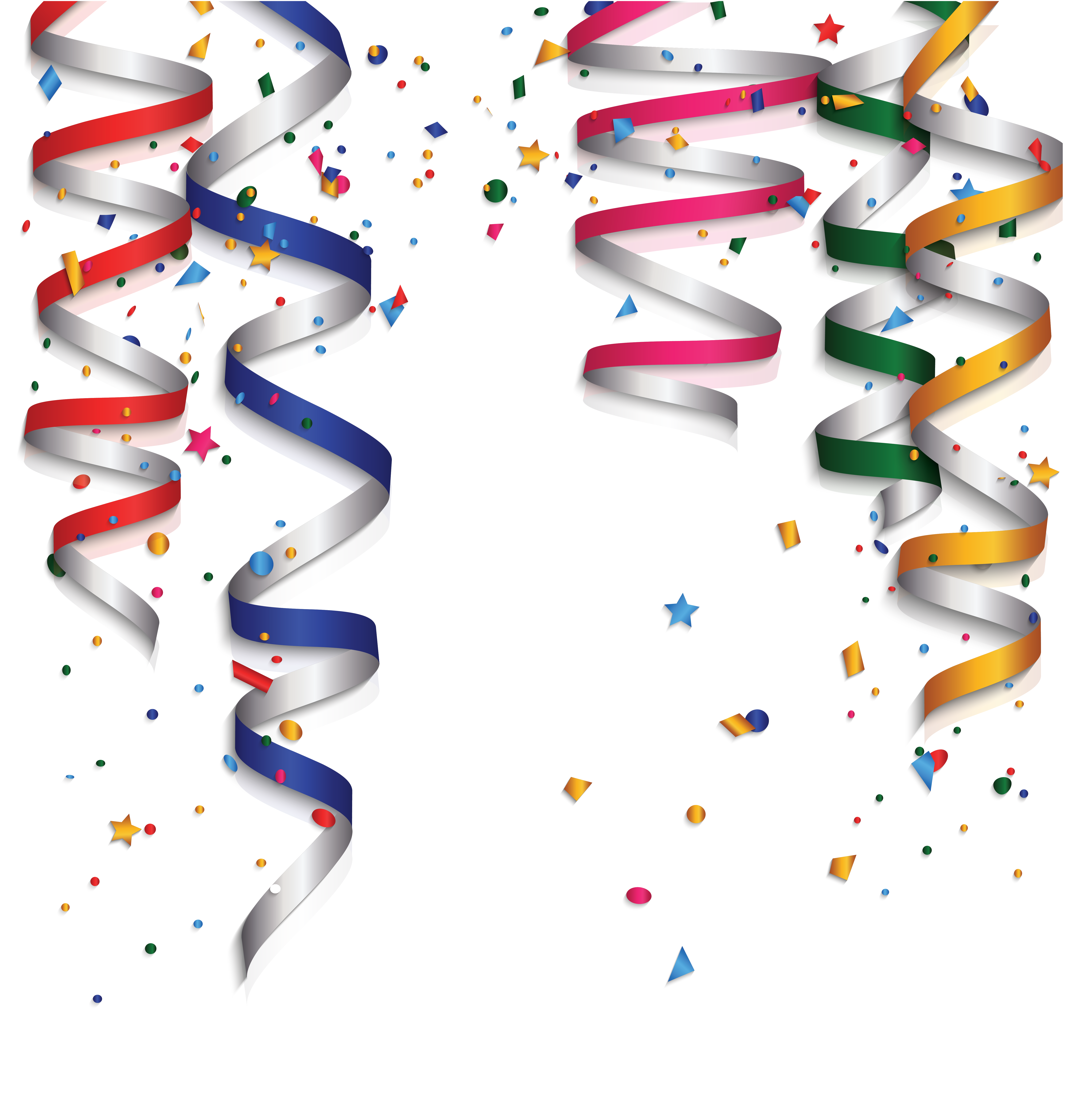Decoration clipart paper. Birthday png picture gallery