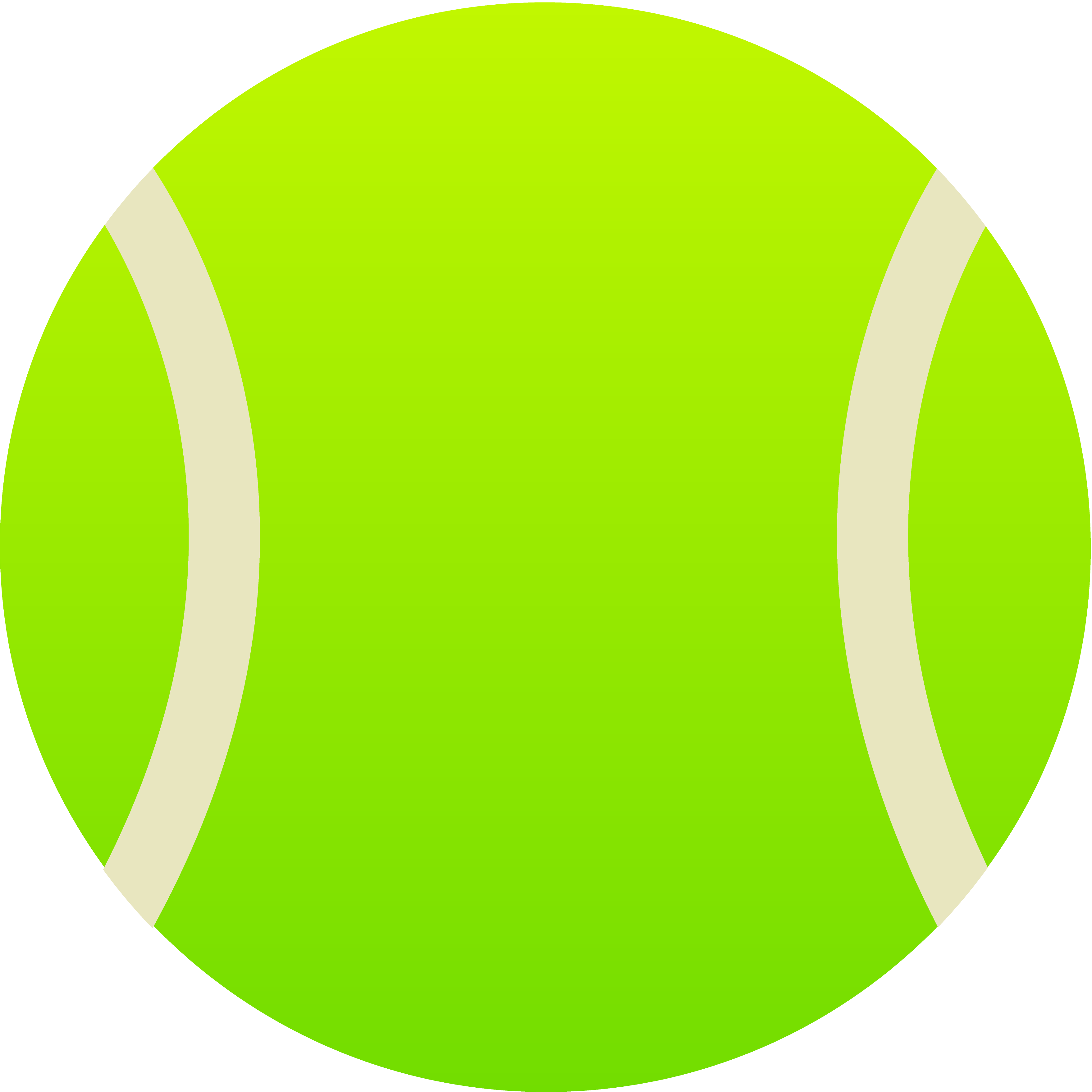 Ball clipart simple. Girl tennis panda free