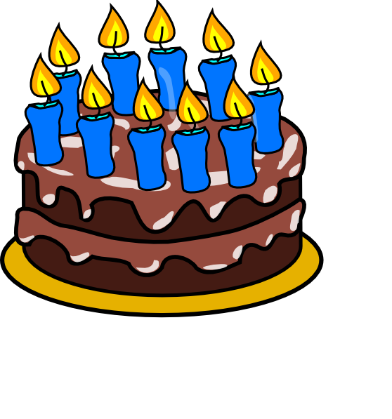 Clipart cat birthday cake. Clip art free downloads