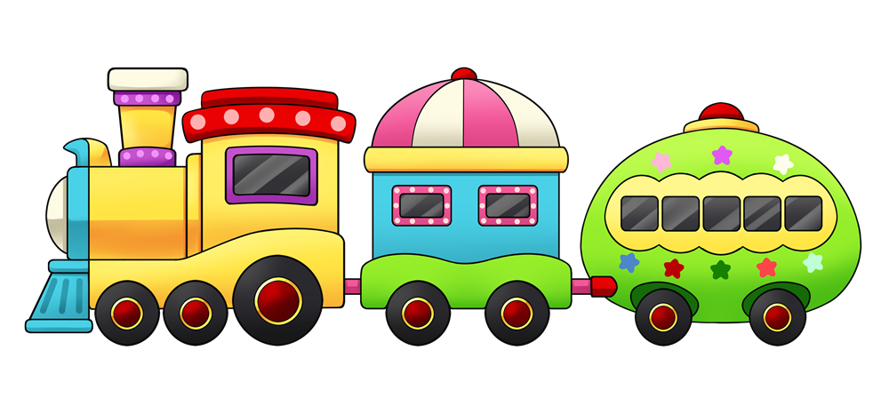Free to use public. Clipart kids train
