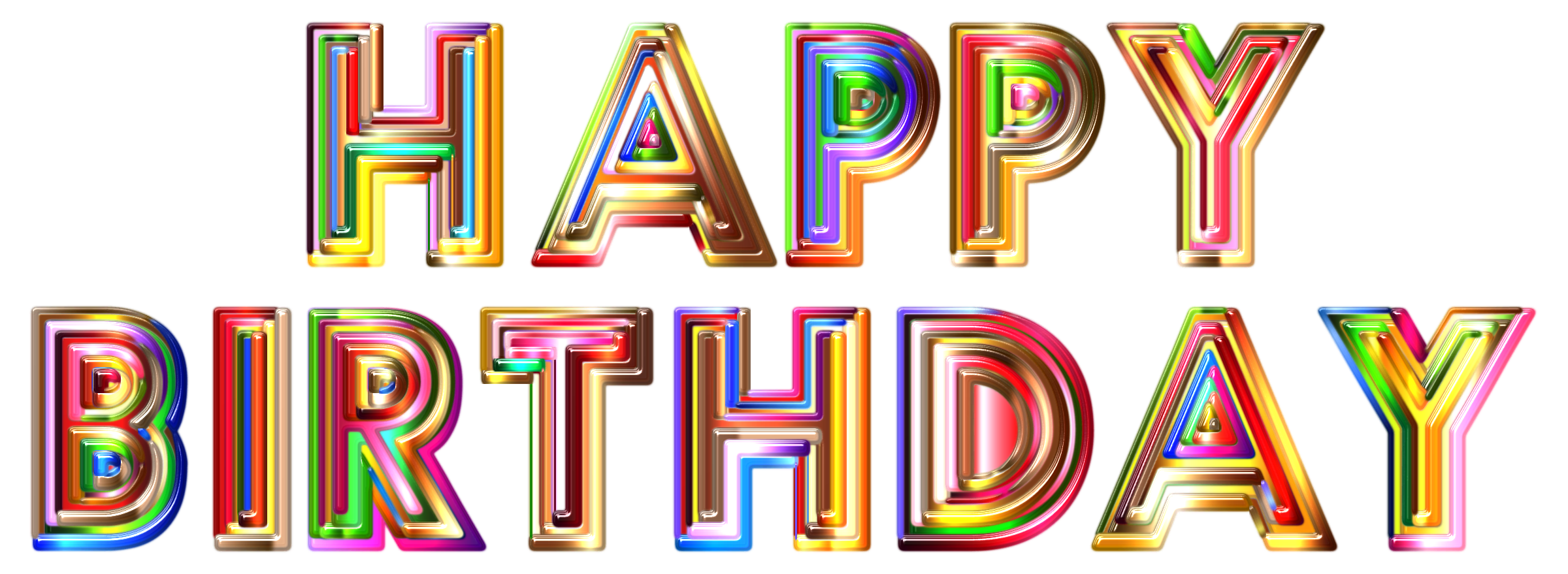 Happy birthday transparent png. Frozen clipart tulisan