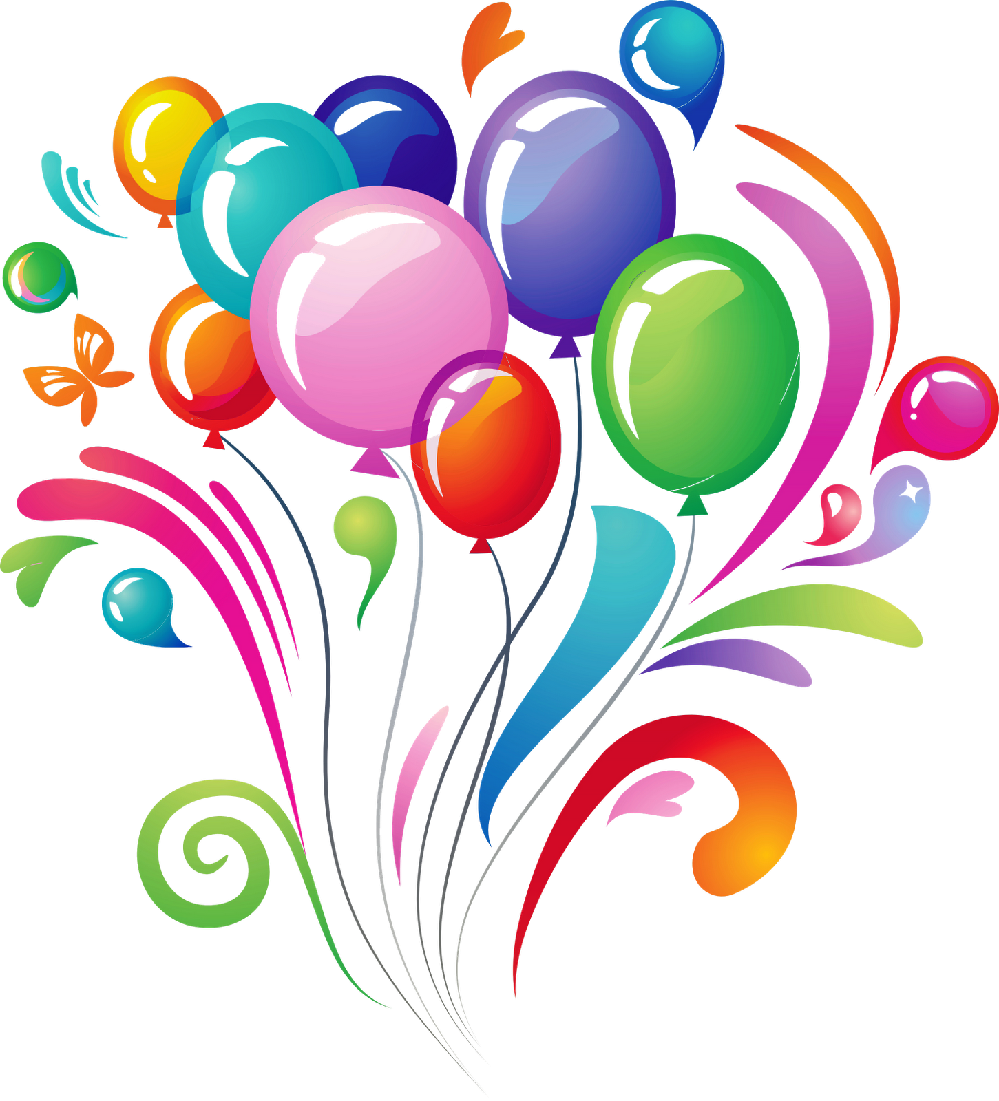 Transparent free download pngmart. Happy birthday png images