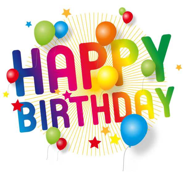Birthday transparent decoration png. Proud clipart happy