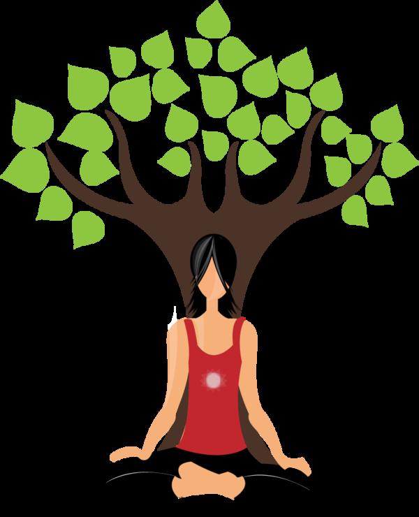 Illustration by dhruv sharma. Fitness clipart yoga
