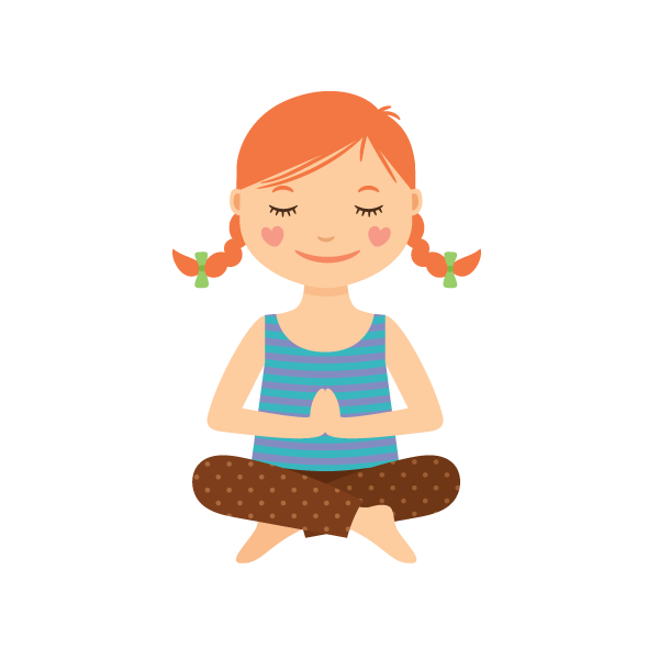 Breathing Meditation For Beginners : Best Meditation for ... |Kids Relax Clipart