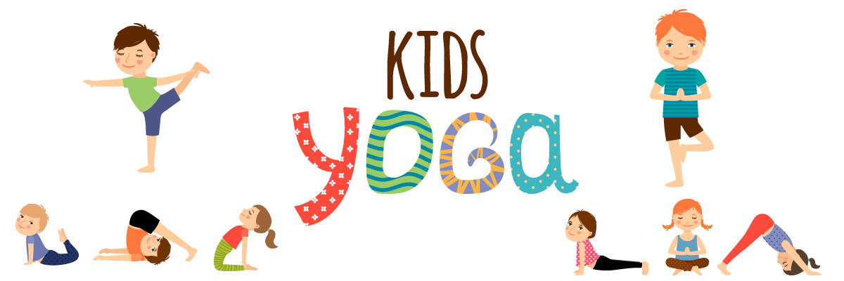 Kids birthday parties peak. Fitness clipart yoga