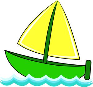 Clipart boat. Cartoon boats images free