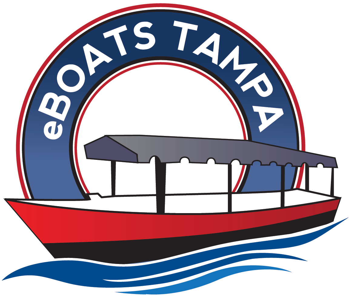 Eboats tampa electric rental. Clipart boat boat ride