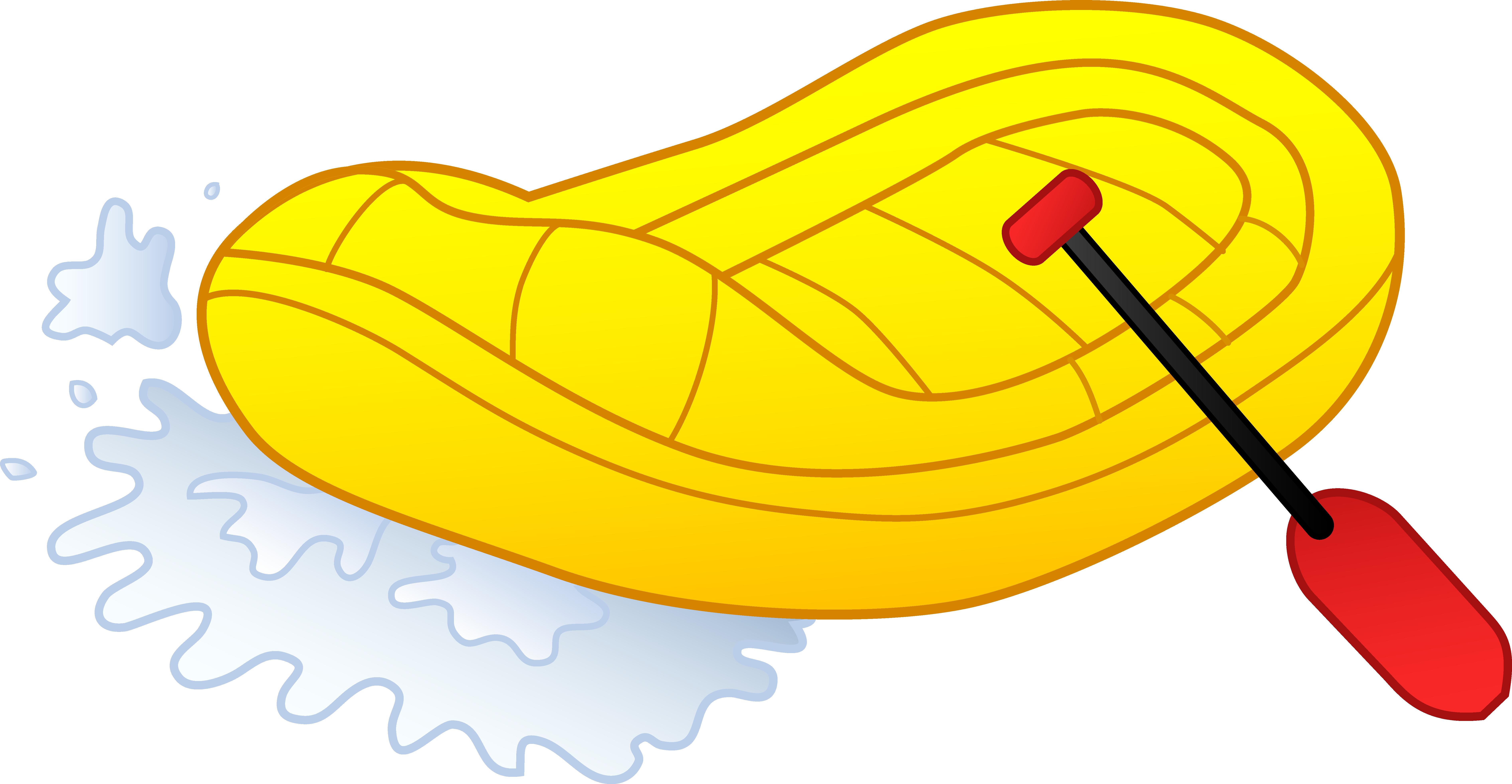Clipart boat car. River rafting illustration free