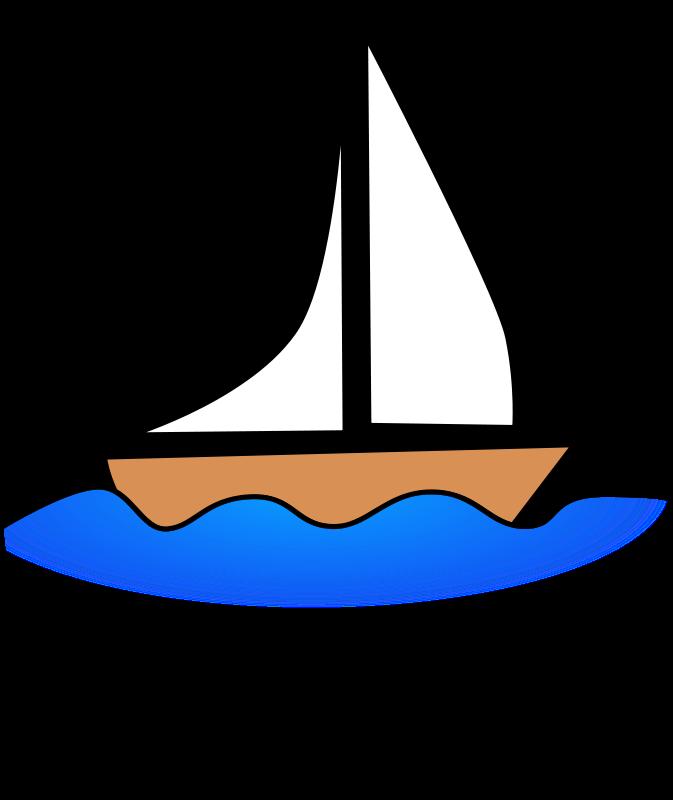 Shrimp boat silhouette at. Lake clipart ship dock