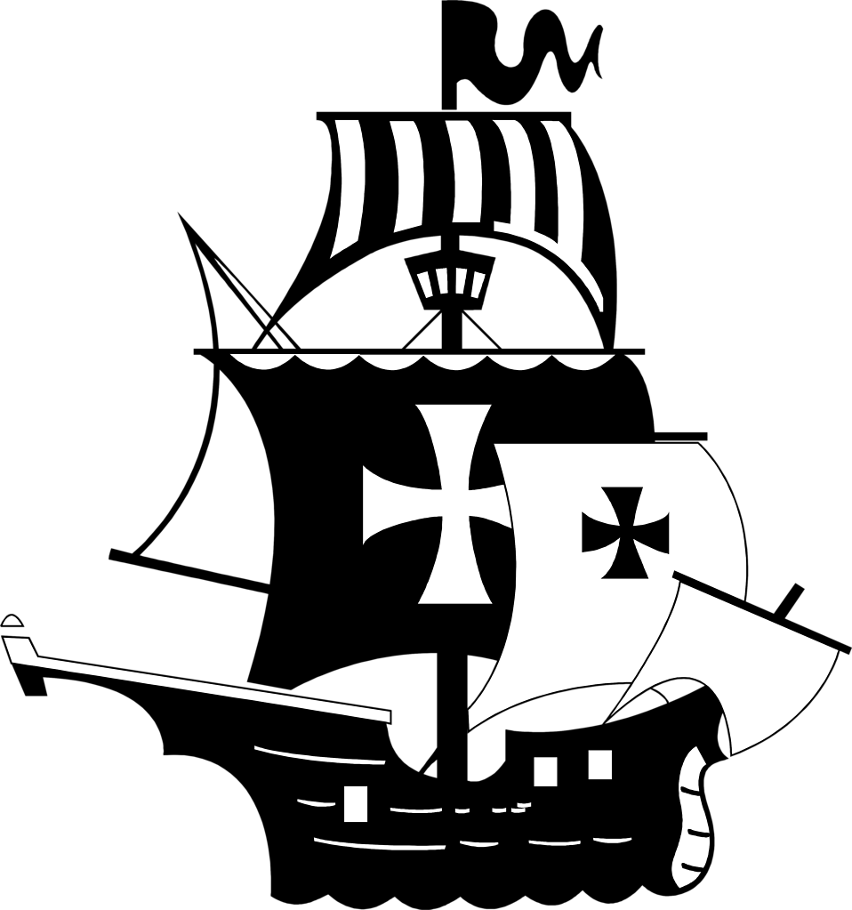 collection of pirate. Clipart boat clear background