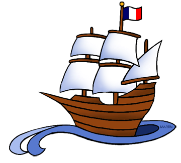 Explorer clipart sailing ship. Explorers clip art by