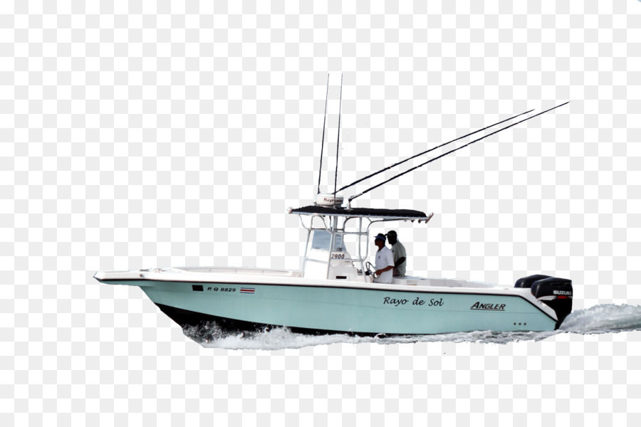 Cartoon transparent clip art. Clipart boat fishing vessel