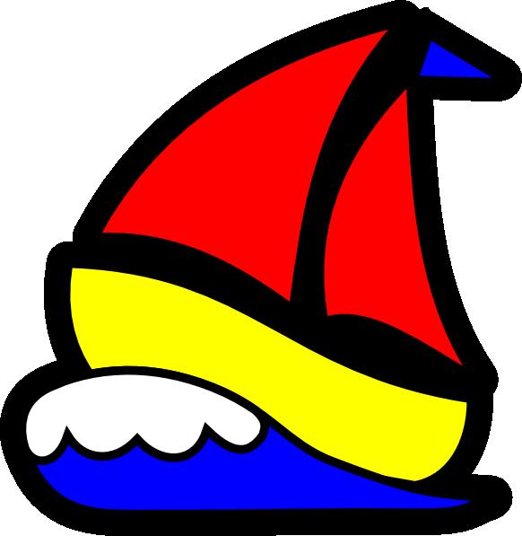 Wheel clipart yacht. Sailboat clip art at