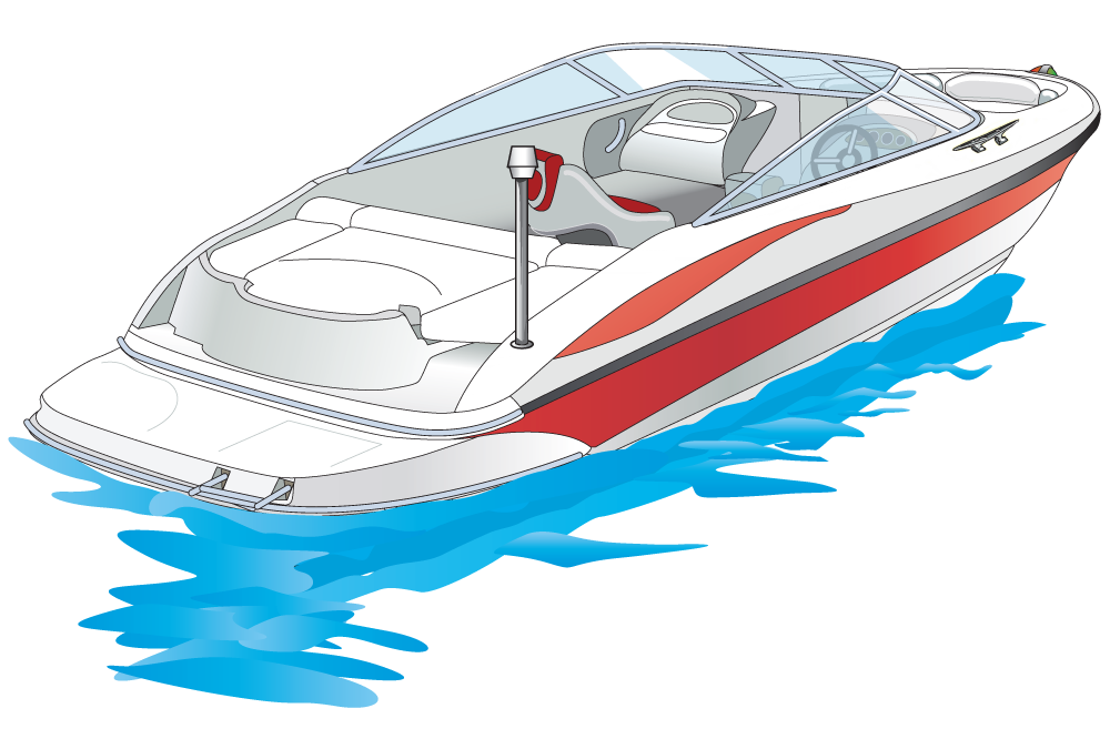 Clipart boat houseboat. Animation can you label