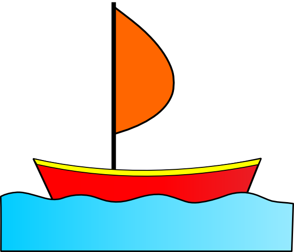 clipart boat immigration #64142887