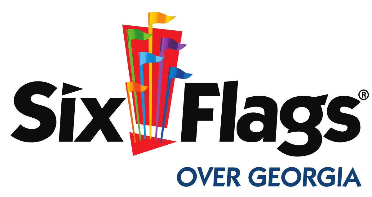 Six flags over georgia. Rollercoaster clipart friction force