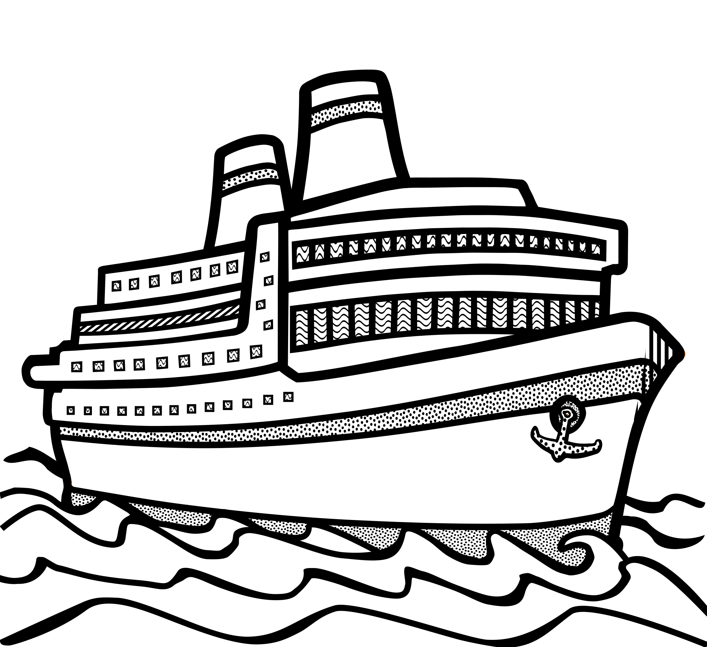 Clipart boat outline.  collection of ship