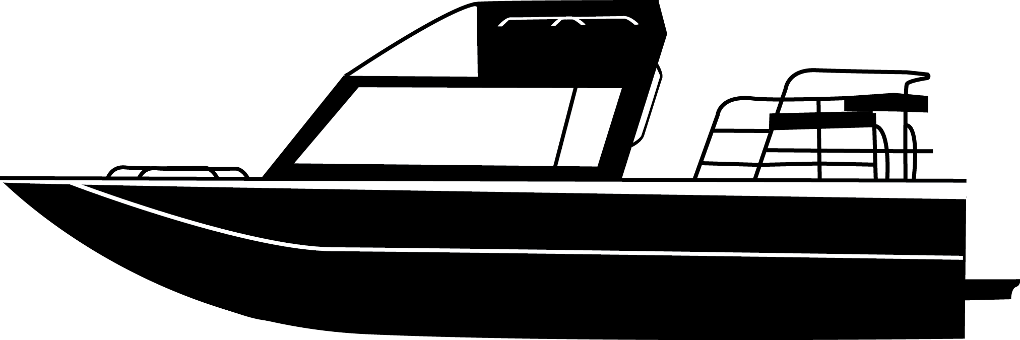 Weldcraft marine river jet. Clipart boat speed boat