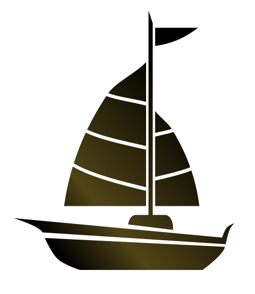 Boat silhouette at getdrawings. Explorer clipart sail ship