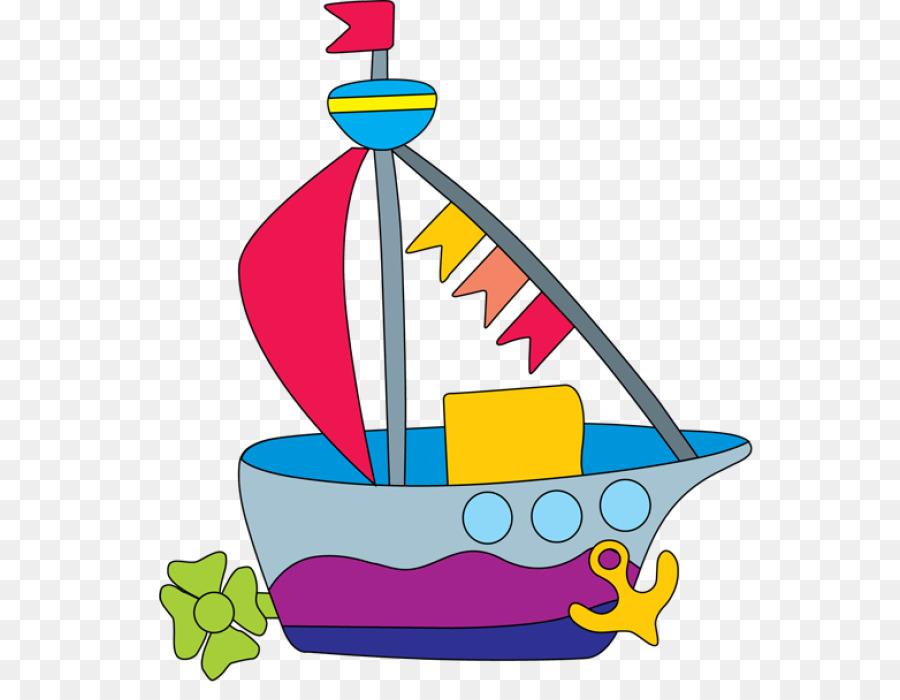 Clipart boat toy. Cartoon sailboat transparent clip