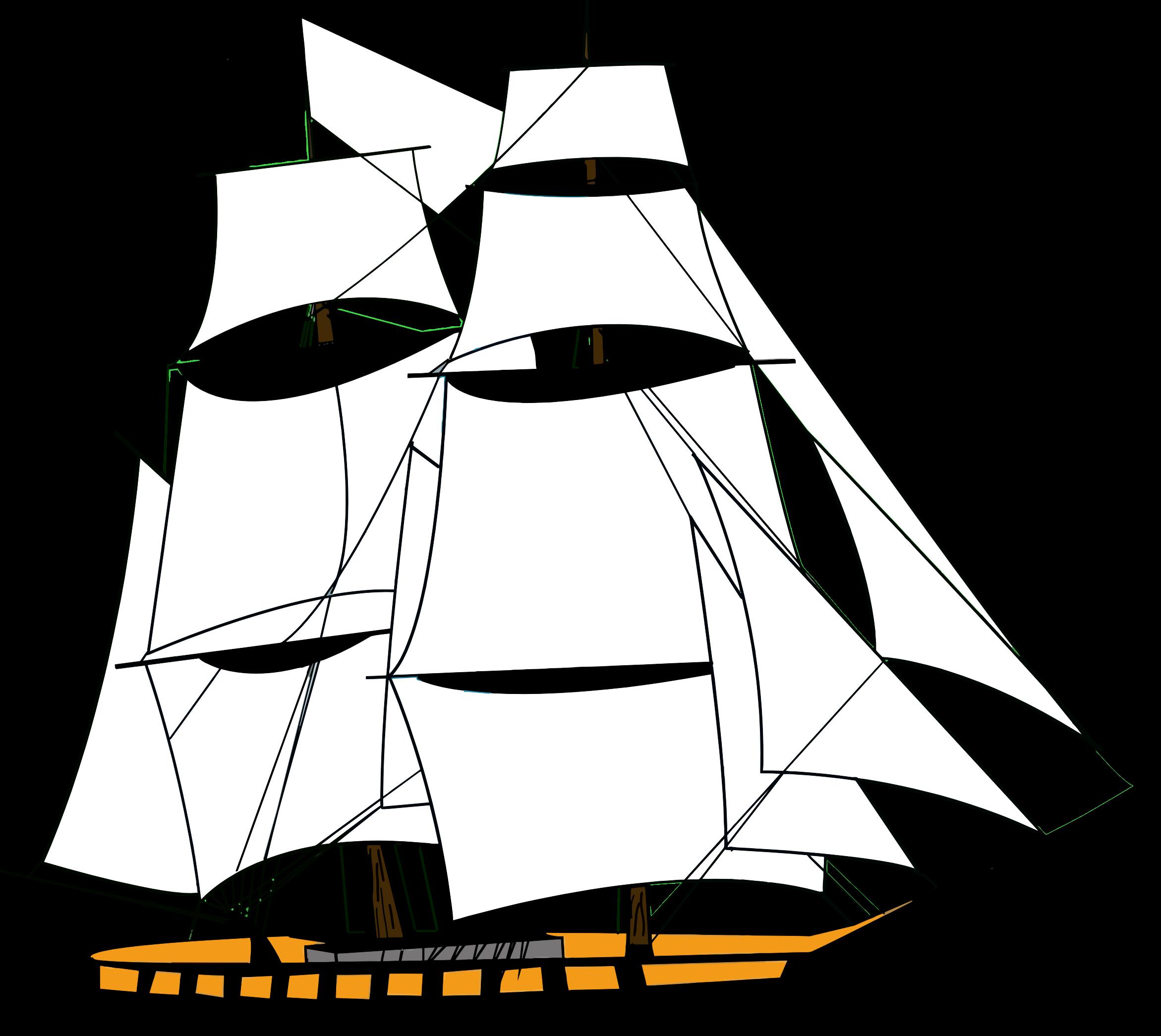 Explorer clipart clipper ship. Sailing related clip arts