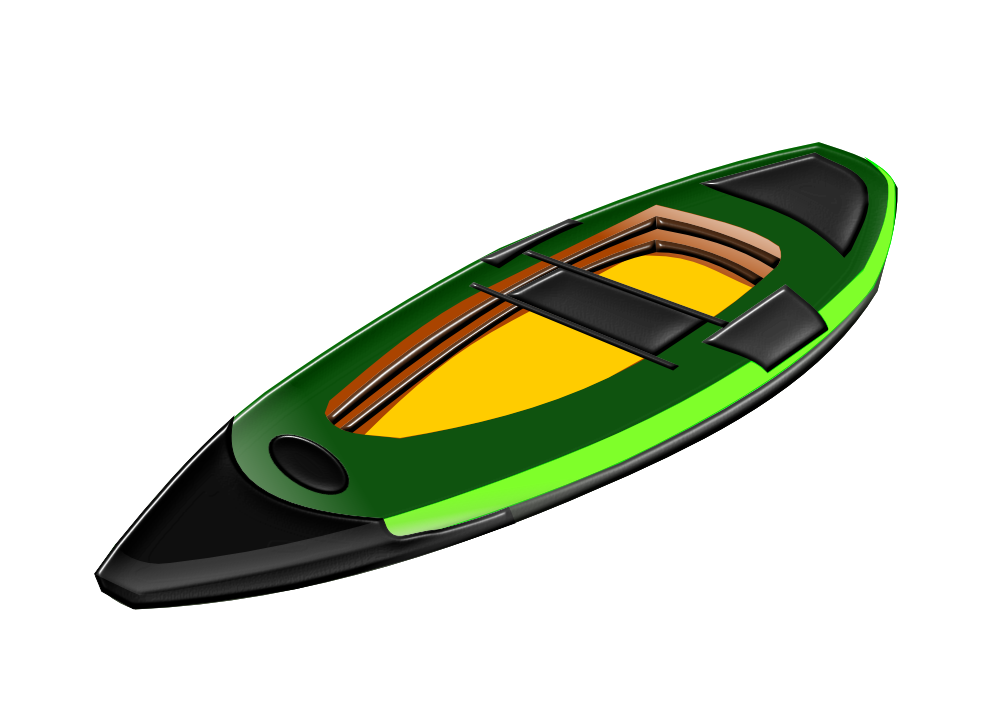 Free animated boat pictures. Kayak clipart pirogue