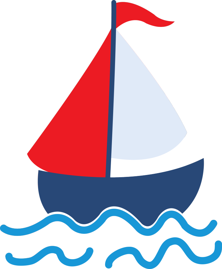Clipart boat watercraft. Sailor printing clip art