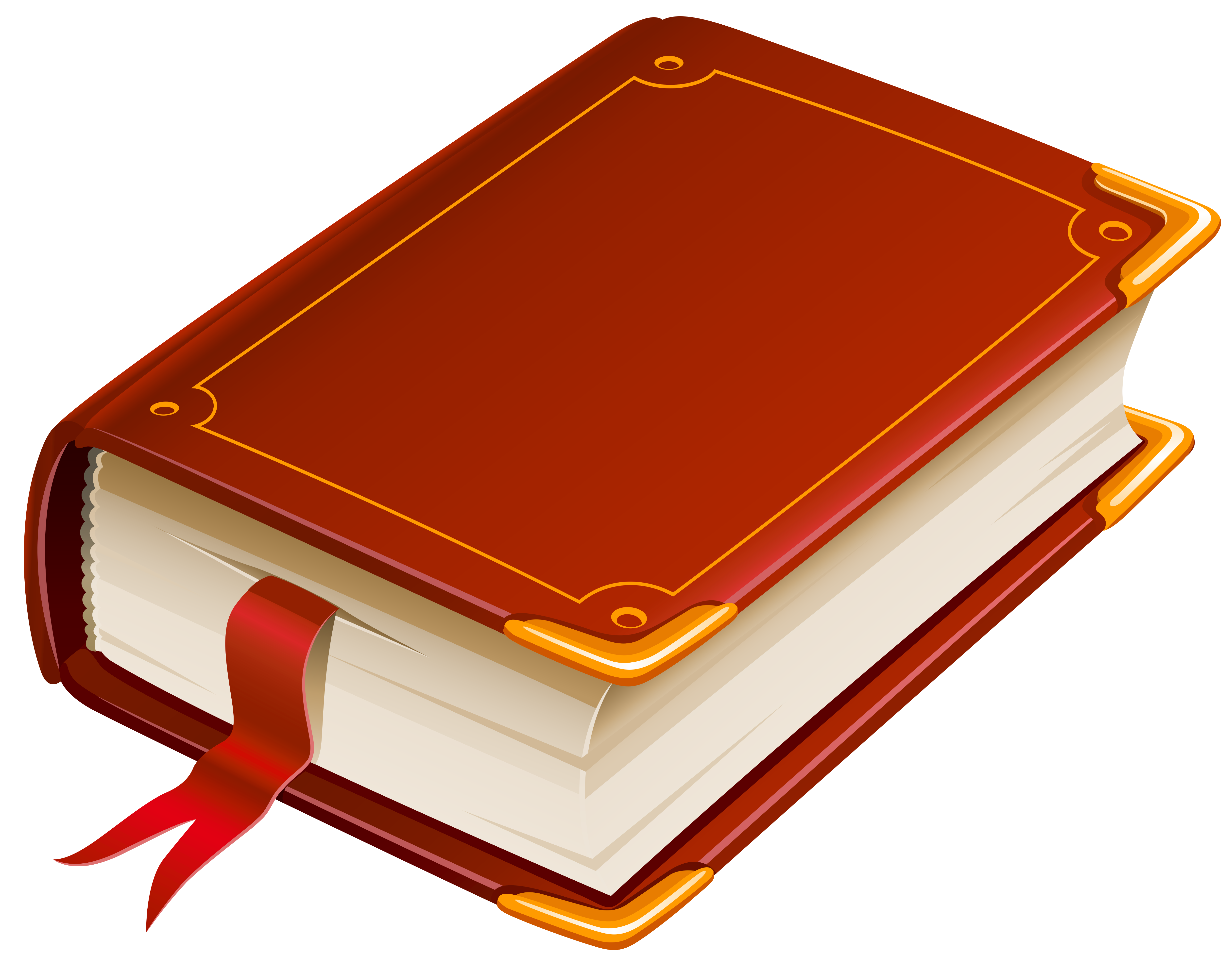 Book clipart. Red png best web