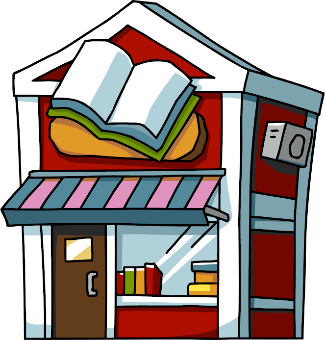 Librarian clipart bookstore retail. Bookselling bookshop clip art