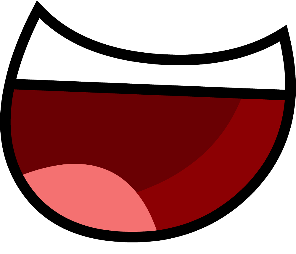Image wide mouth open. Clipart smile red lip