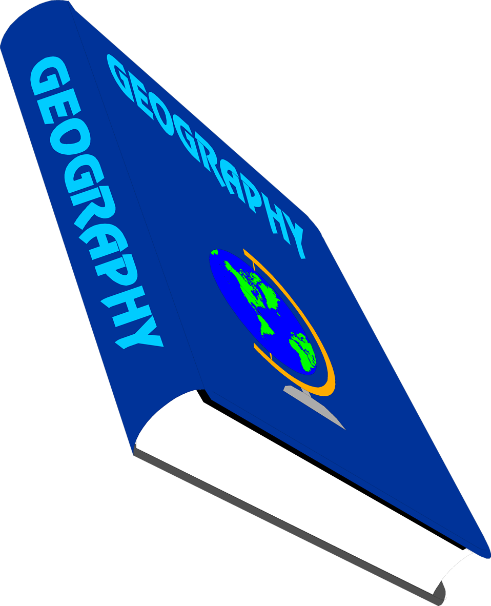 Geography clipart geography class. Book free stock photo