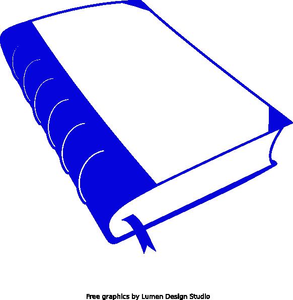 Note clipart book. Dark blue clip art