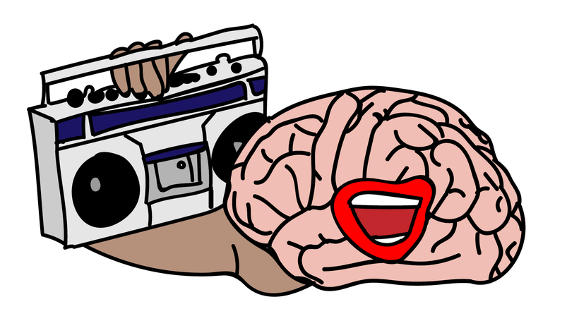 Muscles clipart brain. This is your on