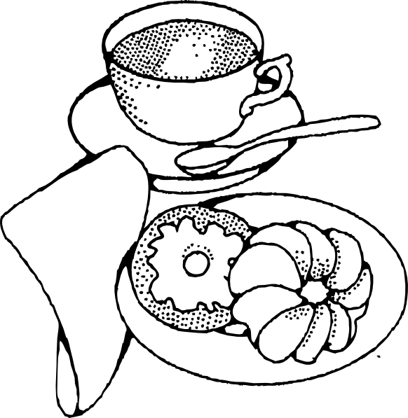 And pastry clip art. Clipart coffee cake